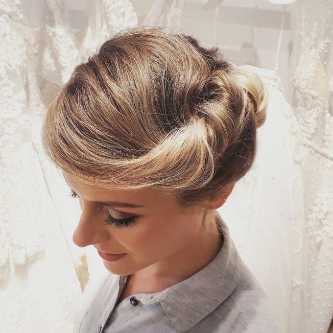 Bridal Hair by Maë Hair Specialist - 016