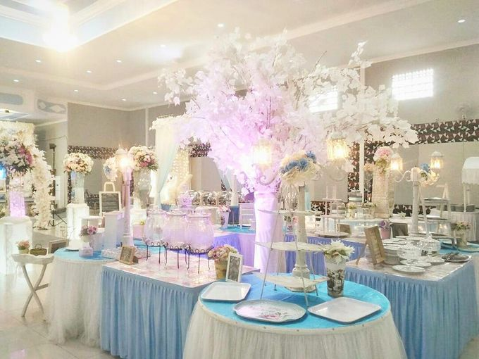 Tika & Yuda Wedding by Zhafira Catering & Decoration | Bridestory.com