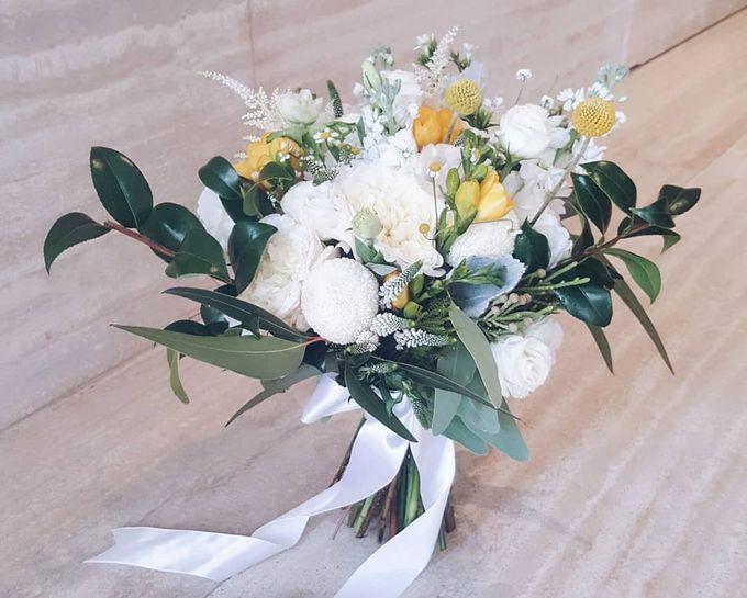 Bridal Bouquets by Ever & Blue Floral Design - 032