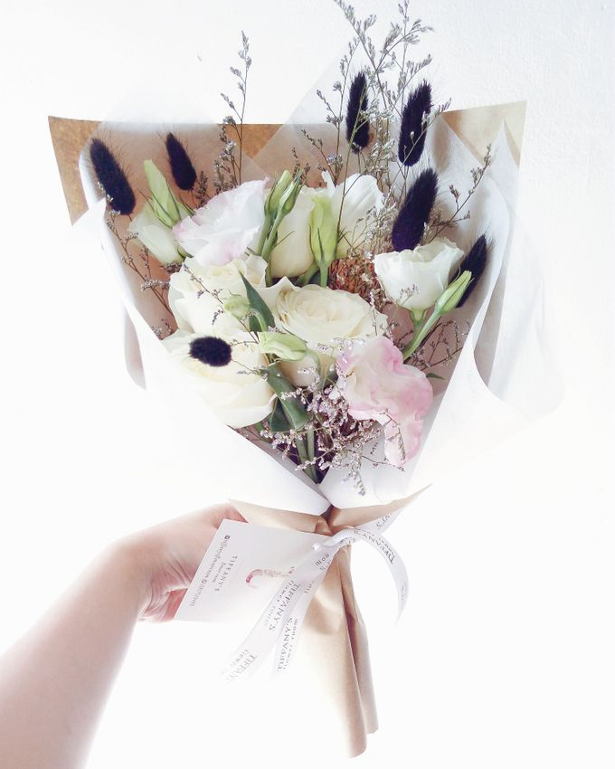 Gift Bouquet by Tiffany's Flower Room - 020