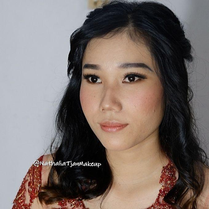 Graduation Ms.Fenecia by Nathalia Tjan Makeup - 003