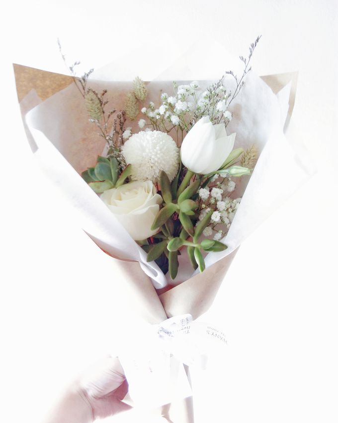 Gift Bouquet by Tiffany's Flower Room - 021