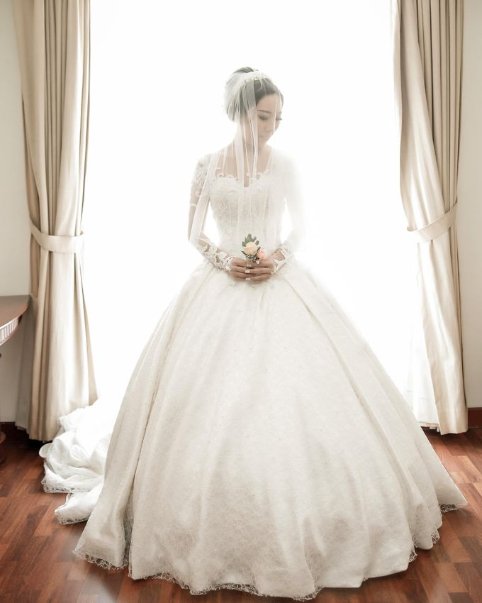 Wedding Gris & Hendra by ALLANO PHOTOGRAPHY - 002