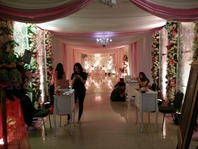 El Hotel Royale Jakarta - Wedding Party Mr  Daniel N Ms Intan by éL Hotel International - 011