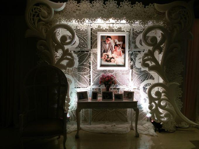 El Hotel Royale Jakarta - Wedding Party Mr  Daniel N Ms Intan by éL Hotel International - 008