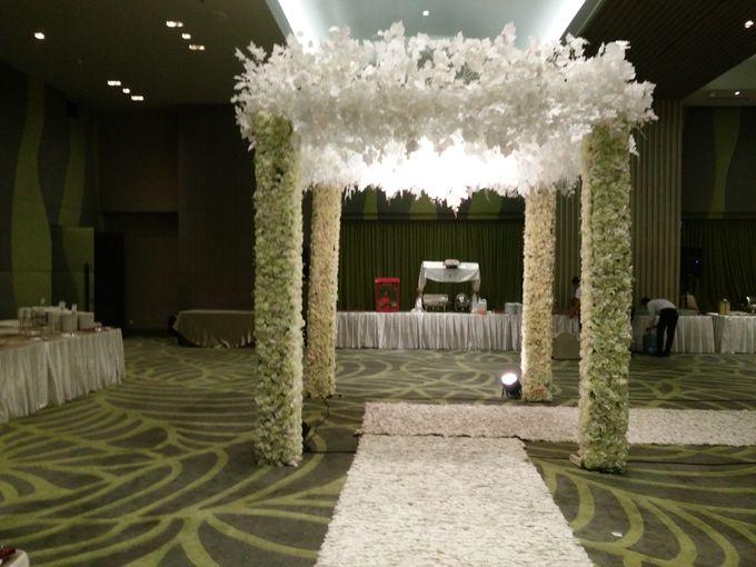El Hotel Royale Jakarta - Wedding Party Mr  Daniel N Ms Intan by éL Hotel International - 005