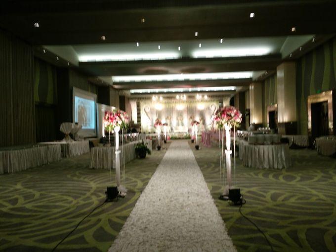 El Hotel Royale Jakarta - Wedding Party Mr  Daniel N Ms Intan by éL Hotel International - 004