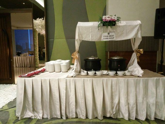 El Hotel Royale Jakarta - Wedding Party Mr  Daniel N Ms Intan by éL Hotel International - 001