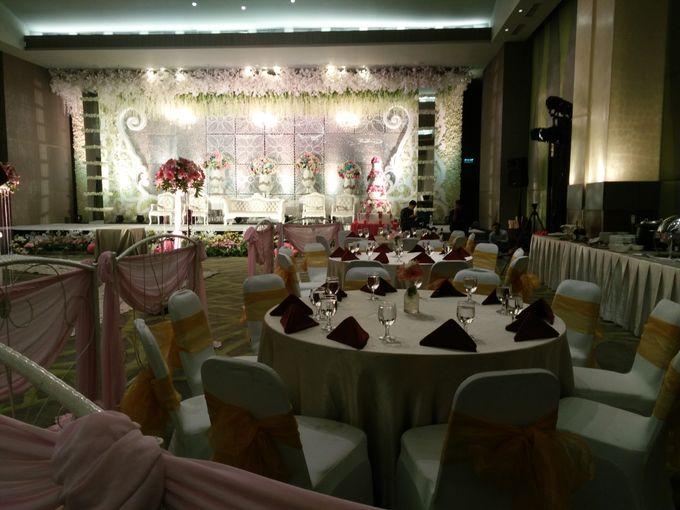 El Hotel Royale Jakarta - Wedding Party Mr  Daniel N Ms Intan by éL Hotel International - 003