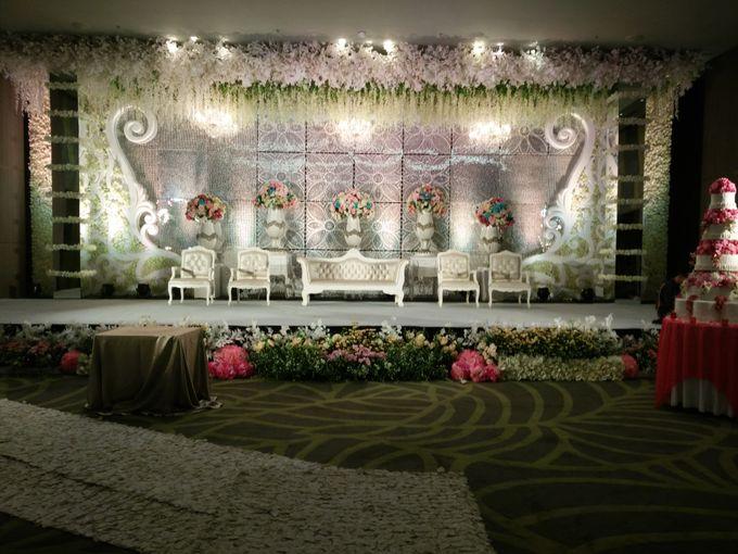 El Hotel Royale Jakarta - Wedding Party Mr  Daniel N Ms Intan by éL Hotel International - 006