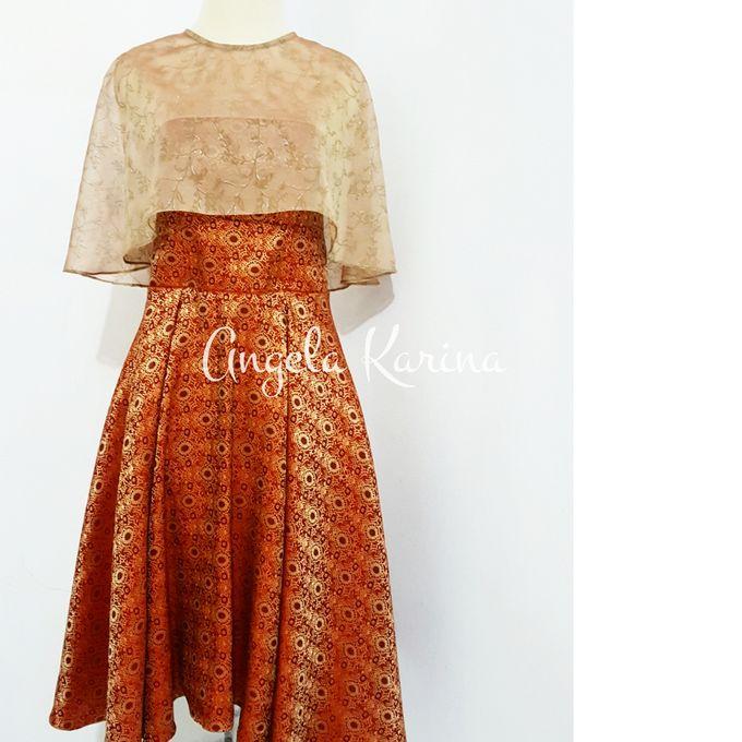 Customized Dress by Angela Karina - 001