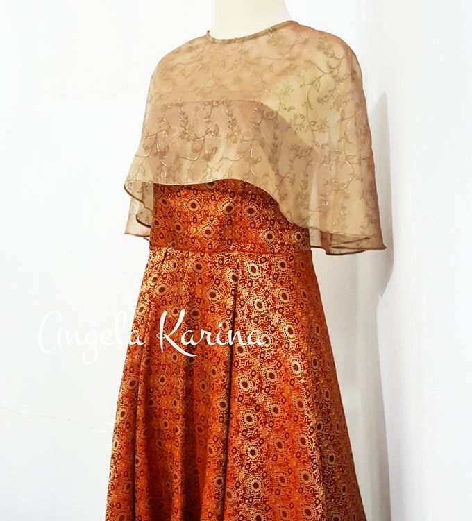 Customized Dress by Angela Karina - 002