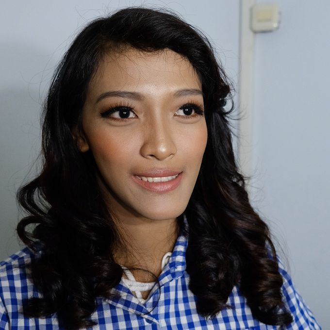 Makeup UKM Modelling Beauty Profile by Nathalia Tjan Makeup - 002