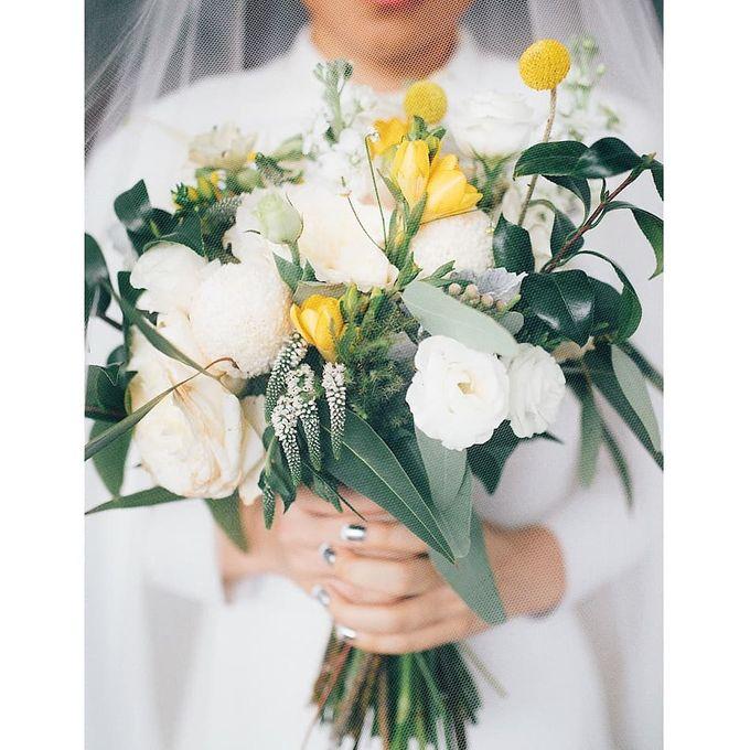 Bridal Bouquets by Ever & Blue Floral Design - 034