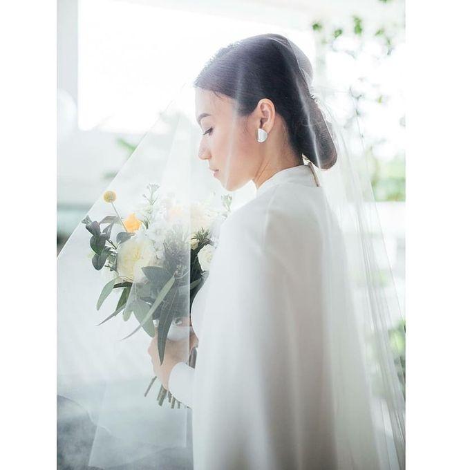 Bridal Bouquets by Ever & Blue Floral Design - 035