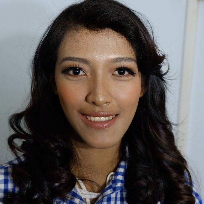 Makeup UKM Modelling Beauty Profile by Nathalia Tjan Makeup - 001