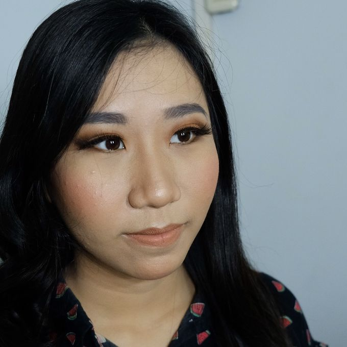 Makeup UKM Modelling Beauty Profile by Nathalia Tjan Makeup - 003
