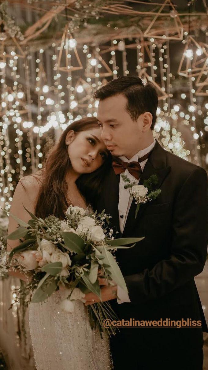 Antony & Fitri Wedding by Catalina Flora - 009