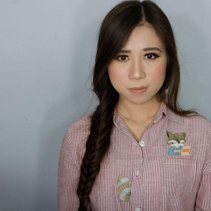 Makeup UKM Modelling Beauty Profile by Nathalia Tjan Makeup - 004