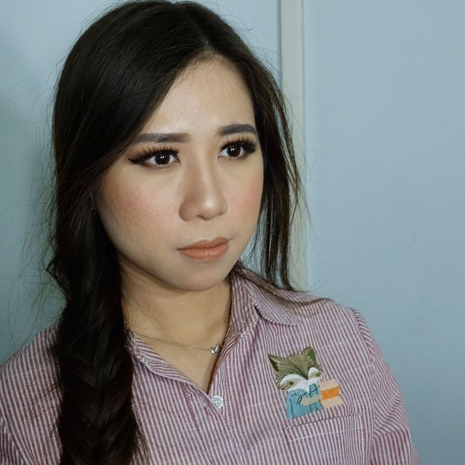 Makeup UKM Modelling Beauty Profile by Nathalia Tjan Makeup - 005