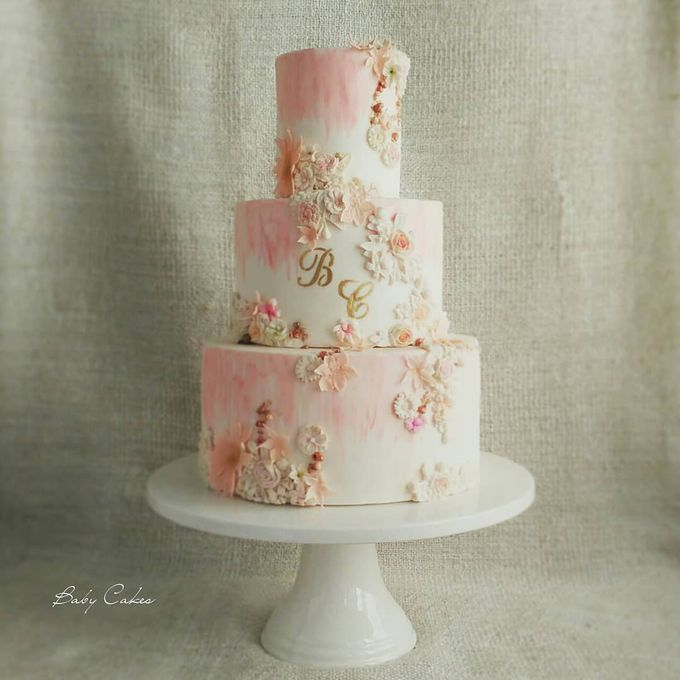 Single tier and multi tiered cakes by Baby Cakes - 045
