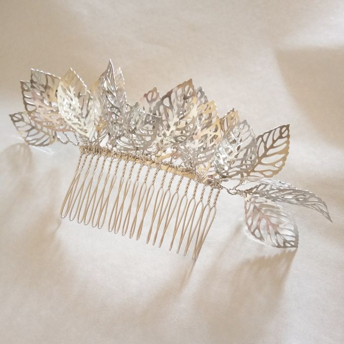 Headpiece by Fleur - 011