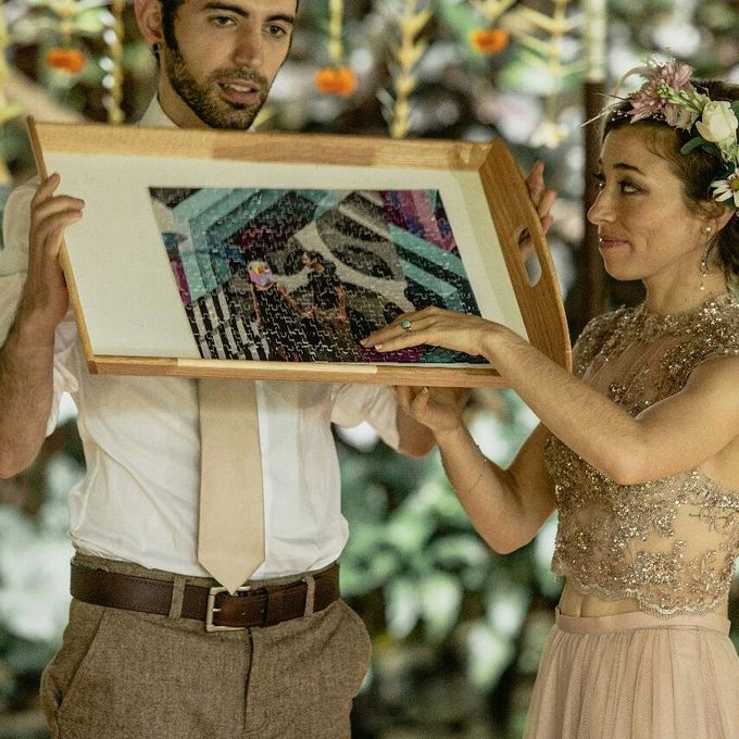 Simple Wedding In Ubud by Flo Wedding Organizer - 001