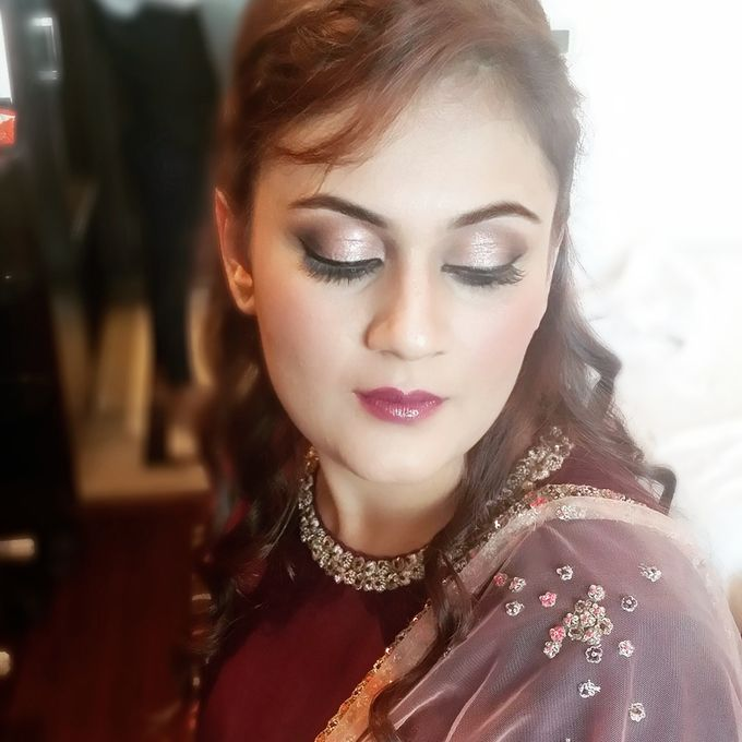 Flawless Day Look by Makeup by Lavina - 019