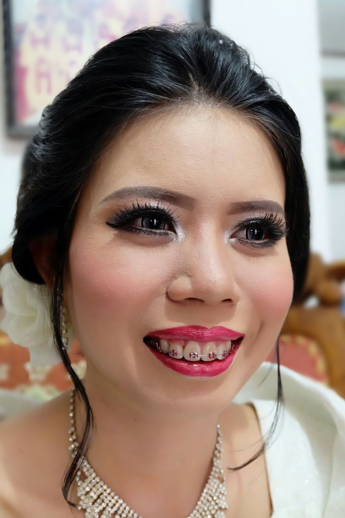 bride by VidJei Makeup - 013