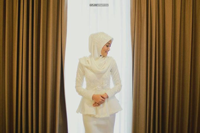 Wedding Leni & Syahrizal by Explore Photograph - 002
