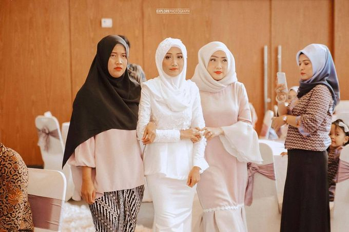 Wedding Leni & Syahrizal by Explore Photograph - 004