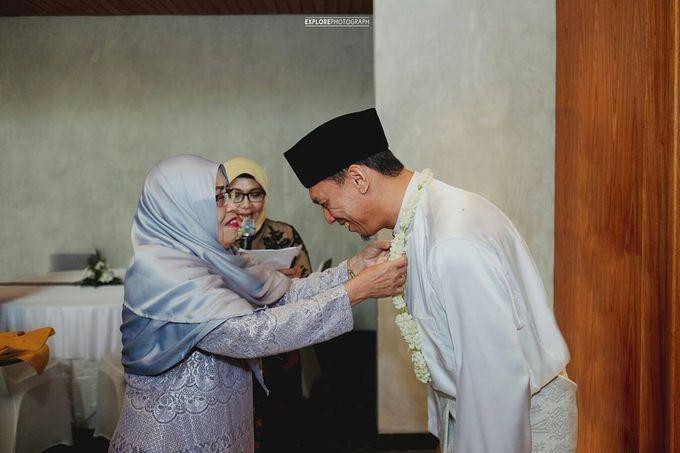Wedding Leni & Syahrizal by Explore Photograph - 005
