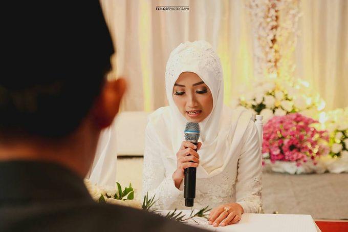 Wedding Leni & Syahrizal by Explore Photograph - 006