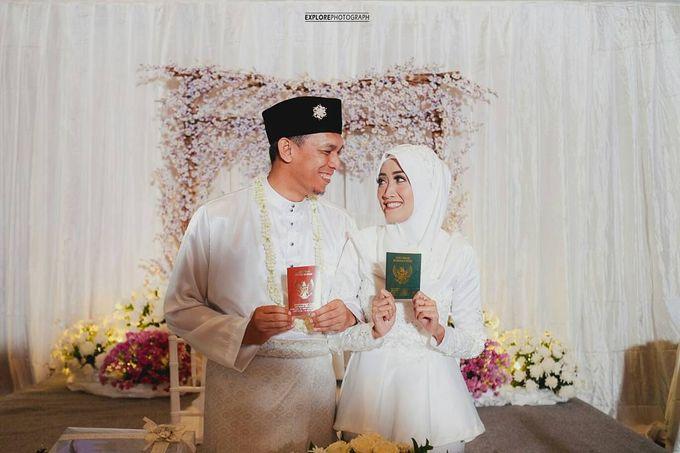Wedding Leni & Syahrizal by Explore Photograph - 007