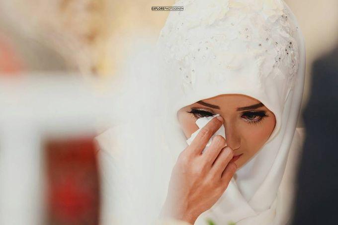 Wedding Leni & Syahrizal by Explore Photograph - 008