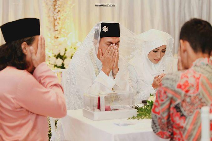 Wedding Leni & Syahrizal by Explore Photograph - 009