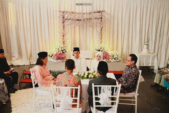 Wedding Leni & Syahrizal by Explore Photograph - 010