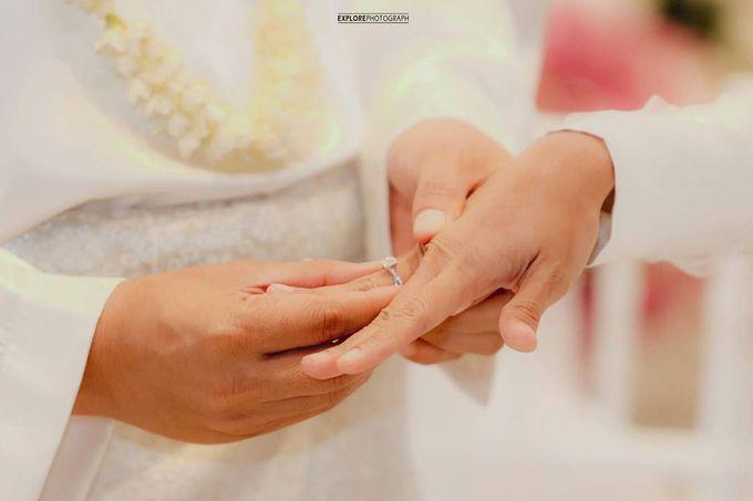 Wedding Leni & Syahrizal by Explore Photograph - 011