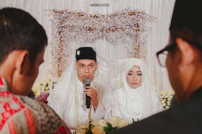 Wedding Leni & Syahrizal by Explore Photograph - 012