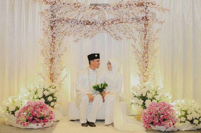 Wedding Leni & Syahrizal by Explore Photograph - 013