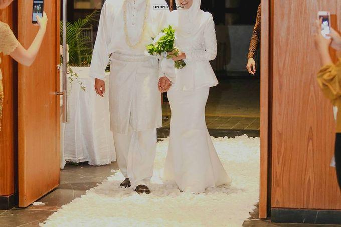 Wedding Leni & Syahrizal by Explore Photograph - 014