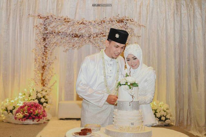 Wedding Leni & Syahrizal by Explore Photograph - 015