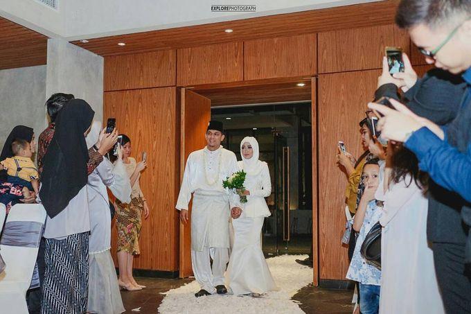 Wedding Leni & Syahrizal by Explore Photograph - 016