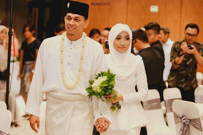 Wedding Leni & Syahrizal by Explore Photograph - 017