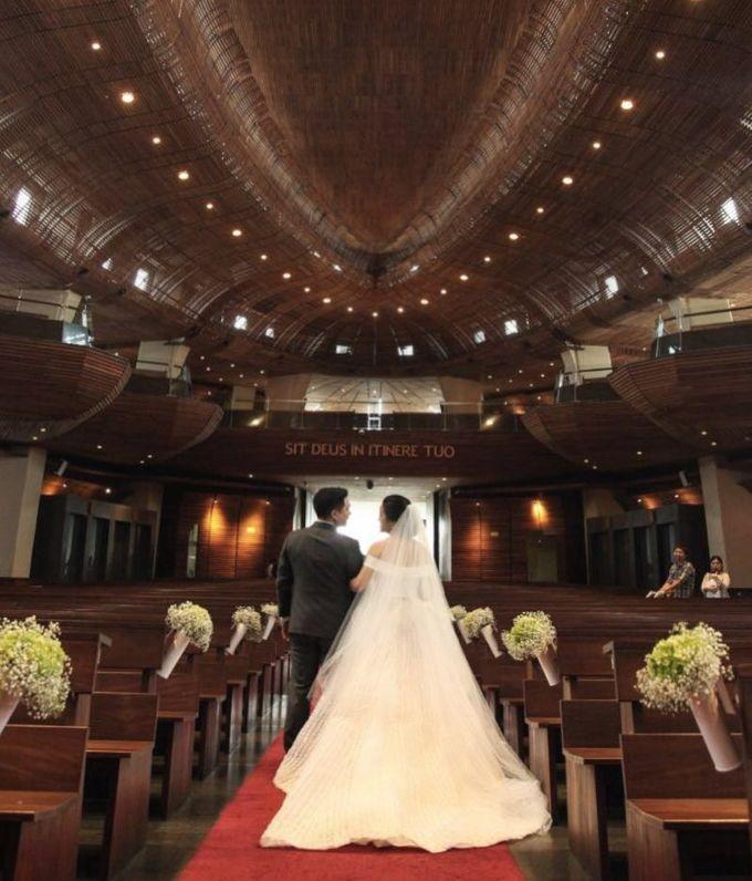 Pullman Thamrin - Bintang & Audrey by Imelda Hudiyono Bride - 002