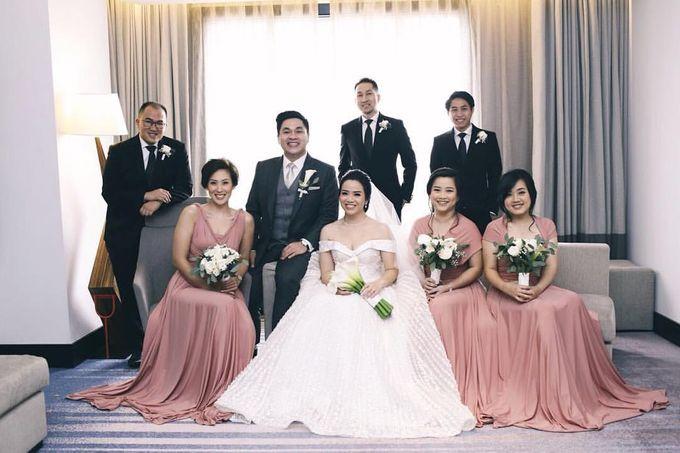 Pullman Thamrin - Bintang & Audrey by Imelda Hudiyono Bride - 004
