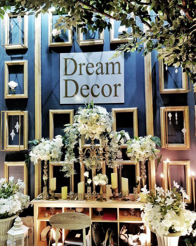 Exhibition Booth Decoration : Wedding exhibition booth by dream decor bridestory