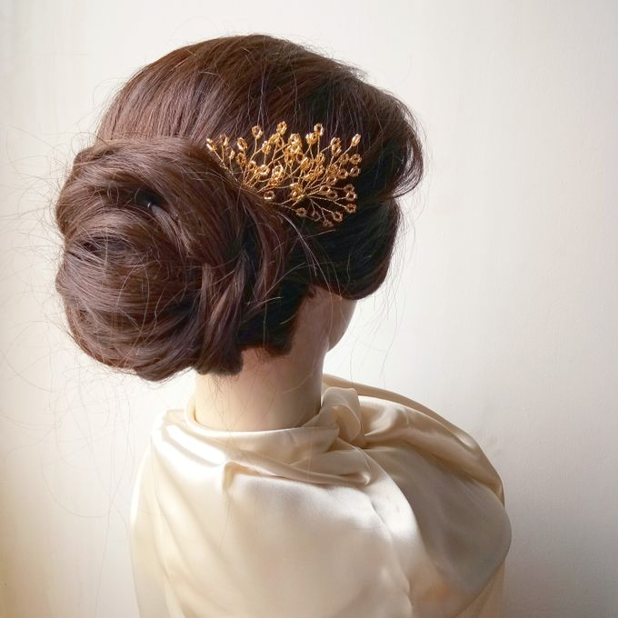 Headpiece by Fleur - 009
