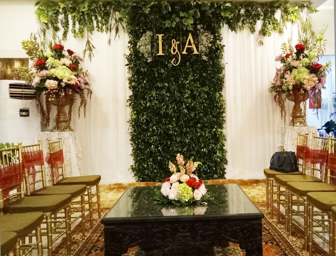 Engagement Decoration by Charissa Event & Wedding Decoration - 002