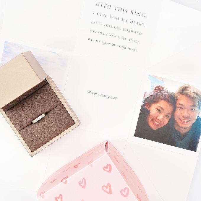 Personalised minigiv for your bridesmaids by minigiv - 007